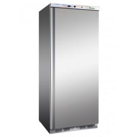 Armadio frigo statico pasticceria inox Eco Line mod.G-ER500PSS Forcar, cap.520 l, +2°/+8°C, 6 coppie guida, 78x70x189h cm, 150W