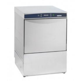 Lavastoviglie elettronica AF 50.35E M Aristarco, cesto 50x50cm, h utile 34cm, doppio dosatore di serie, 4 cicli lavaggio