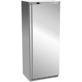 Armadio frigo ventilato EcoLine inox mod. G-ER700SS Forcar,cap. 641 litri,+2°/+8°C,3+1 griglie,78x73x189h cm,300W,Monofase