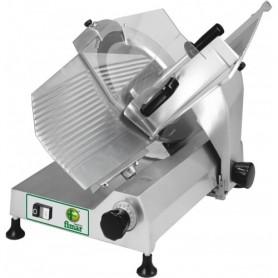 Affettatrice a gravità H370 Fimar con affilatoio, lama in acciaio inox diametro 370 mm, potenza 0,37 kW Monofase/Trifase
