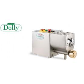 Macchina pasta da banco professionale mod. Dolly La Monferrina, capacità vasca 2,5 kg, 4 trafile standard incluse, 750 w