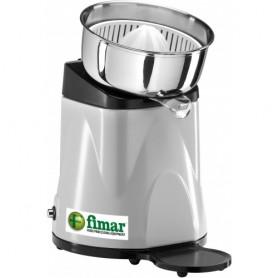 Spremiagrumi professionale SPM Fimar con pigna in ABS alimentare, vasca inox e filtro estraibili, 0,15kW, Monofase